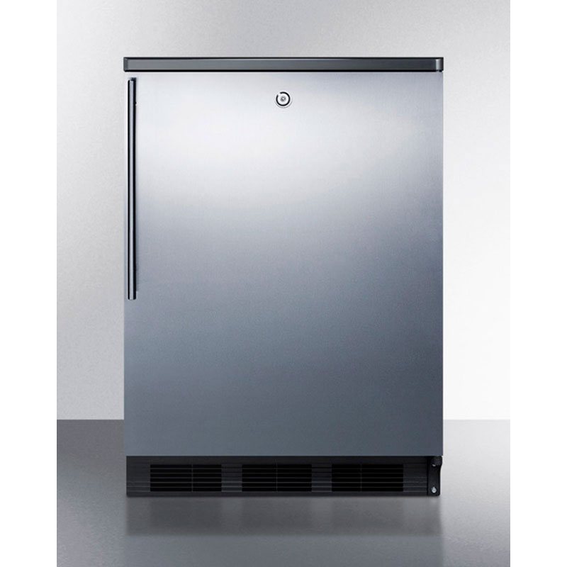 Summit FF7LBLBISSHV Undercounter Medical Refrigerator - Locking, 115v