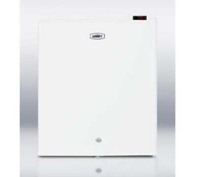 "Summit Refrigeration FS22L7FROST 38"" Forced Air 24-Capacity Bottle Cooler - Doors Locks, 115v"