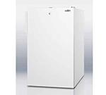 Summit Refrigeration FS407LBI7ADA 2.8-cu ft Undercounter Freezer w/ (1) Section & (1) Door, 115v