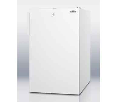Summit Refrigeration FS407LBI7ADA 2.8-cu ft Undercounter Freezer w/ (1) Section & (1) Door, 115v