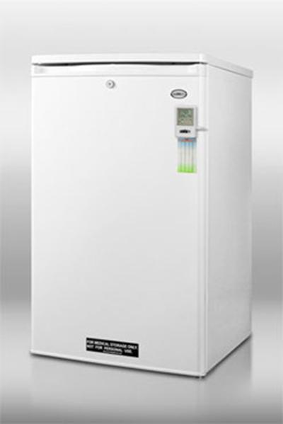 Summit FS407LMED Undercounter Medical Freezer - Temperature Alarm, 115v