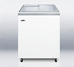 Summit SCF694 Chest Freezer w/ 1-Section, 6-Tub Capacity & Manual Defrost, White, 7.4-cu ft