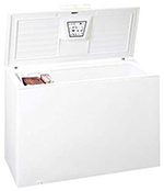 "Summit Refrigeration SCFR120 50"" Chest Refrigerator w/ Lift-Up Lid, White, 11.5-cu ft"