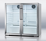 Summit Refrigeration SCR7012DCSS
