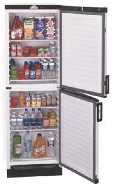 Summit VKS670 Full Size Medical Refrigerator - Front Mount Lock, 115v