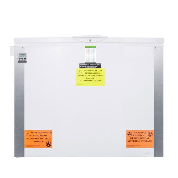 Summit VLT1250 Chest Medical Freezer - Temperature Alarm, 115v
