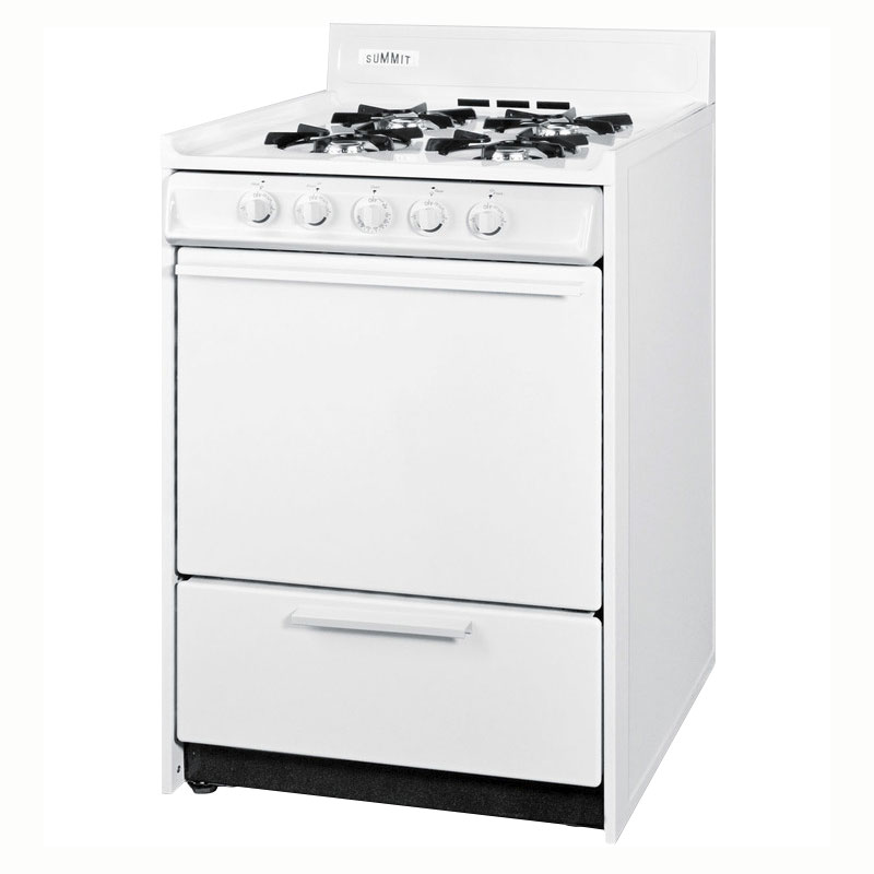 wnm610p 24 basic gas range lower broiler drawer apartment size ng