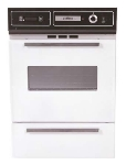 Summit WTM7212KW Wall Oven w/ Electronic Ignition, Digital Clock & Oven Window, White, NG