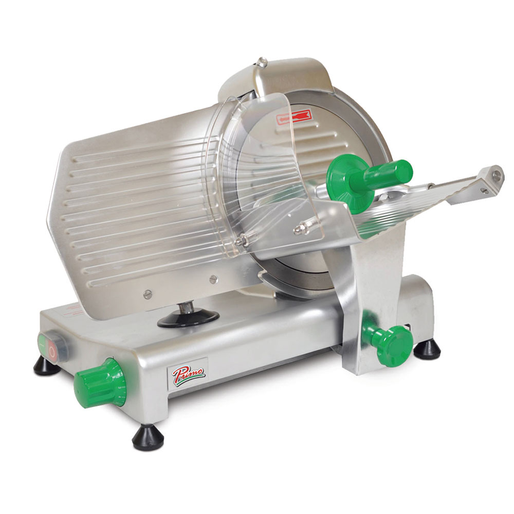 Presto! PS-10 Compact Meat Slicer w/ 10-in Blade & .25-HP Motor, 120 V