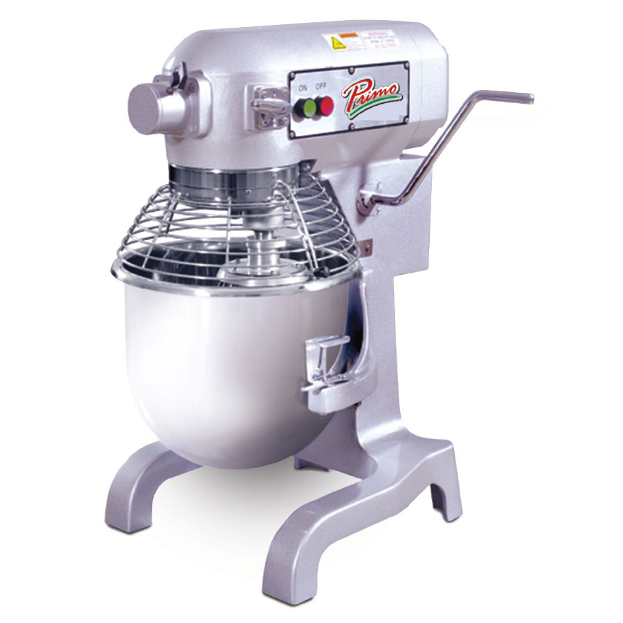 Presto! PM20 20-Qt Mixer w/ 3-Speeds & 1-HP Motor, 120 V