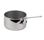 Mauviel 5110.07 6.4-oz Saucepan - Induction Compatible, 18/10 Stainless