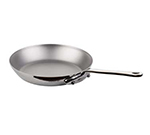 "Mauviel 5113.12 4.75"" Round M'minis M'cook Fry Pan w/ .3-qt Capacity, Stainless"