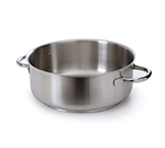Mauviel 5937.40 20-qt Stainless Steel Braising Pot