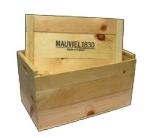 Mauviel 820051WC M'Stone 5-Piece Cookware Set In Crate, Non Stick Aluminum w/ Glass Lids