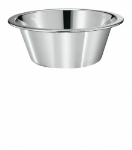 Rosle 15816 Conical Bowl w/ .8-qt Capacity & Beaded Edge, Stainless