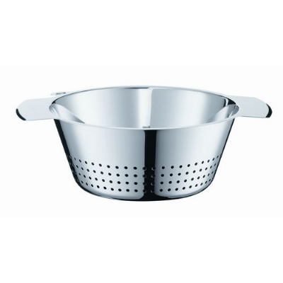 Rosle 16024 9.4-in Conical Colander, Stainless Steel