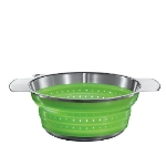 Rosle 16122 7.9-in Collapsible Colander, Stainless Steel