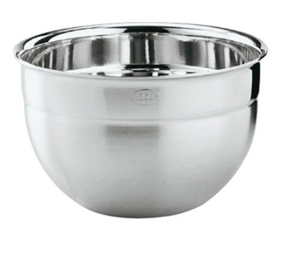 Rosle 15688 Deep Bowl w/ 9-qt Capacity, Stainless