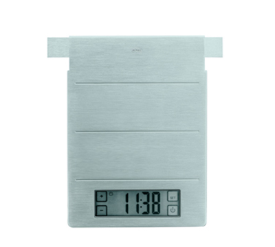 Rosle 16239 Digital Kitchen Scale w/ 11-lb Capacity & Clock