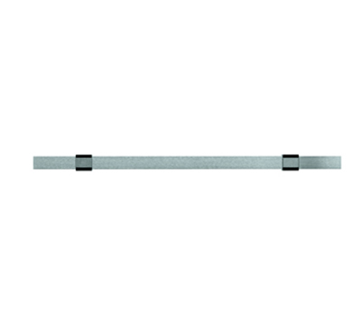 Rosle 19450 15.7-in Kitchen Rail w/ Wall Attachment Set, Stainless