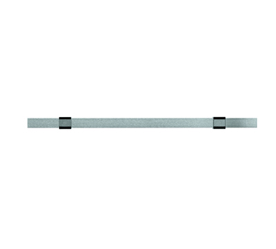 Rosle 19452 23.6-in Kitchen Rail w/ Wall Attachment Set, Stainless