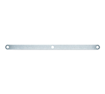 Rosle 19510 31.5-in Standard Rail, Stainless