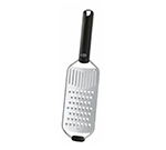 Rosle 95091 Medium Grater w/ Silicone Base, 13 x 2 x 1-in