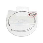 "Rosle 95989 4.3"" Replacement Wires For Wire Cheese Slicer, Includes Two Wires With Knotted Ends"