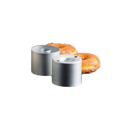 American Metalcraft 13001 3-in Doughnut Cutter, Satin Finish/Aluminum