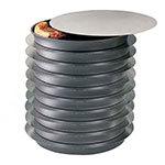 American Metalcraft 18915 15-in Round Pizza Separator, Aluminum