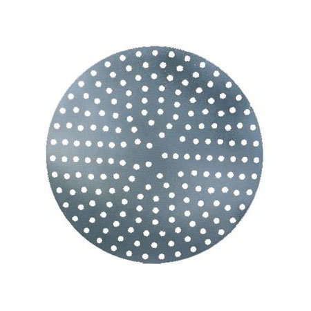 "American Metalcraft 18915P 15"" Perforated Pizza Disk, Aluminum"