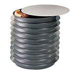 """American Metalcraft 18919 19"""" Round Pizza Separator, Aluminum"""