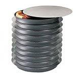 """American Metalcraft 18920 20"""" Round Pizza Separator, Aluminum"""