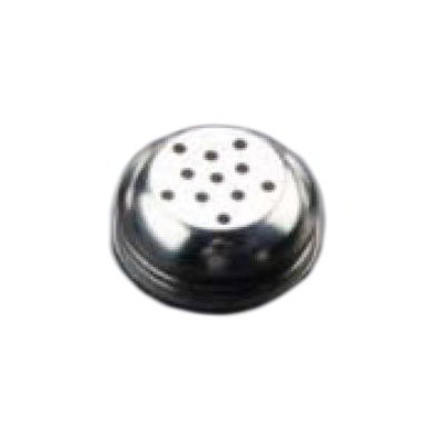 American Metalcraft 3306T Cheese Shaker Cover For 6 or 8-oz Shaker, Stainless