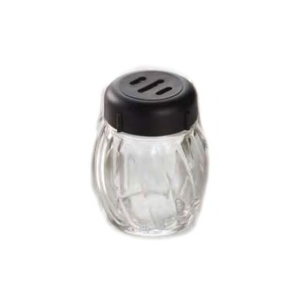 American Metalcraft 33BASE 6-oz Glass Shaker Jar - Clear