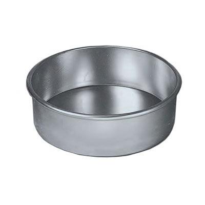 American Metalcraft 3812-PAN 12-in Round Cake Pan, Aluminum