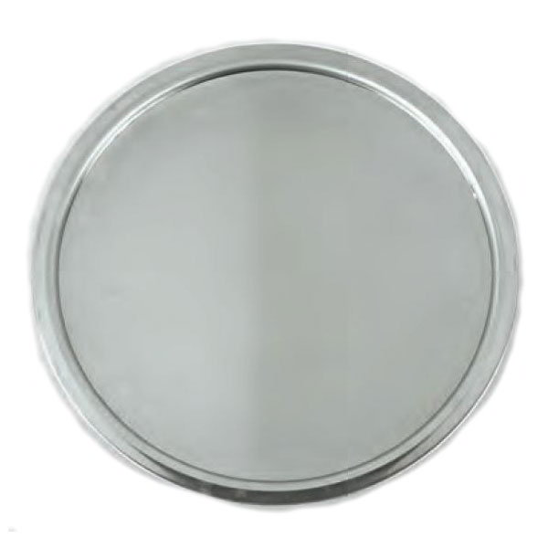 "American Metalcraft 7012-COVER 12"" Round Pan Cover, Solid, Aluminum"