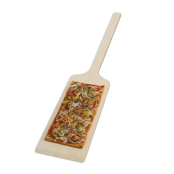 American Metalcraft 742 Flatbread Peel, 42x7-in, Wood