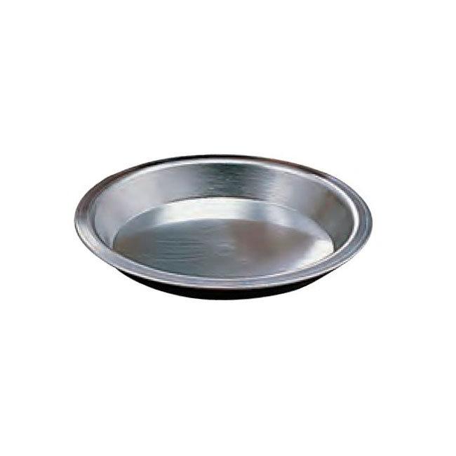 "American Metalcraft 897 9"" Deep Dish Pie Pan, Aluminum"