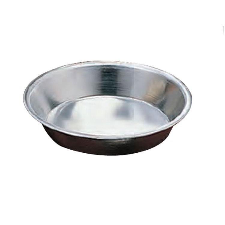 "American Metalcraft 989 9.87"" Deep Dish Pie Pan, Aluminum"