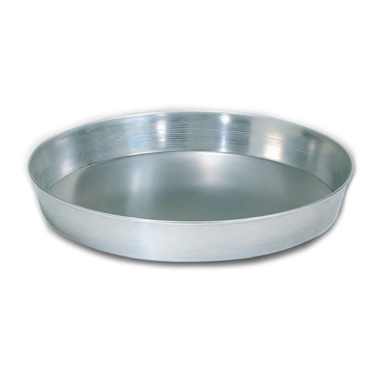 American Metalcraft A9006 5.5-in Tapered Pizza Pan, Solid, Aluminum