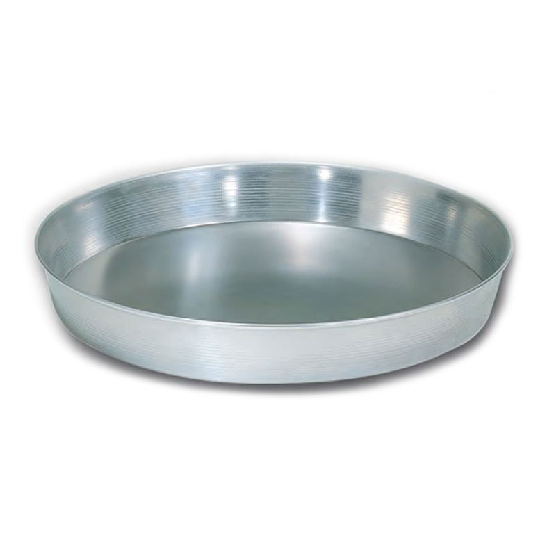 "American Metalcraft A90121.5 12"" Tapered Pizza Pan, 1.5"" Deep, Solid, Aluminum"