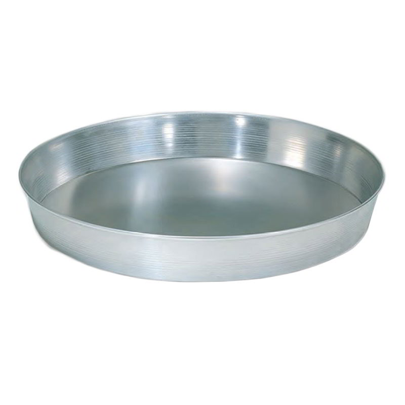 American Metalcraft A90141.5 14-in Tapered Pizza Pan, 1.5-in Deep, Solid, Aluminum