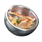 American Metalcraft AB12 Angled Bowl w/ 108-oz Capacity, Stainless