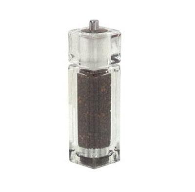 American Metalcraft CPM62 Salt & Pepper Mill Combo, 1.5x6.5-in, Acrylic