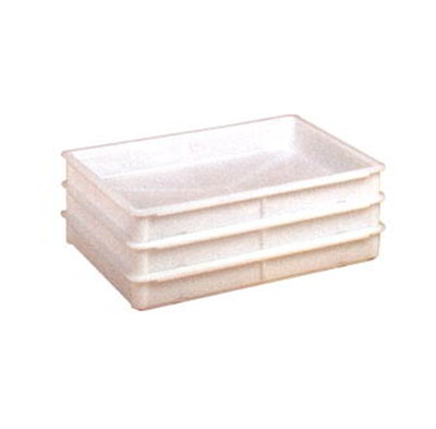 American Metalcraft DBP1826 18-in Dough Box, Warm White