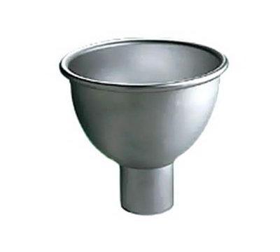 American Metalcraft 1004 8-in Funnel w/ 4-qt Capacity, Aluminum