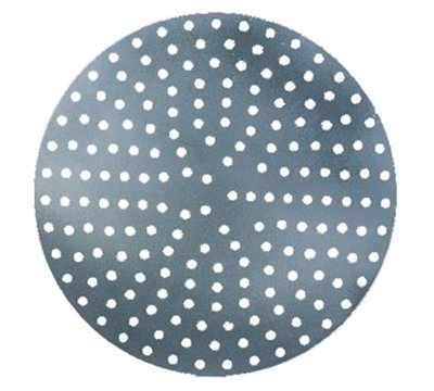 American Metalcraft 18918P 18-in Perforated Pizza Disk, Aluminum