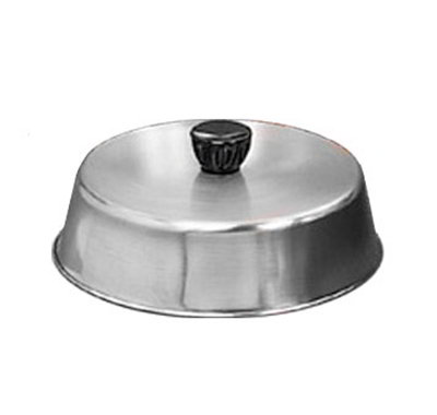 American Metalcraft BA940S 9.25-in Basting Cover w/ Bakelite Knob, Black, Stainless