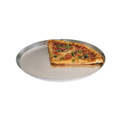 American Metalcraft CAR11 11-in Solid Pizza Pan, Aluminum